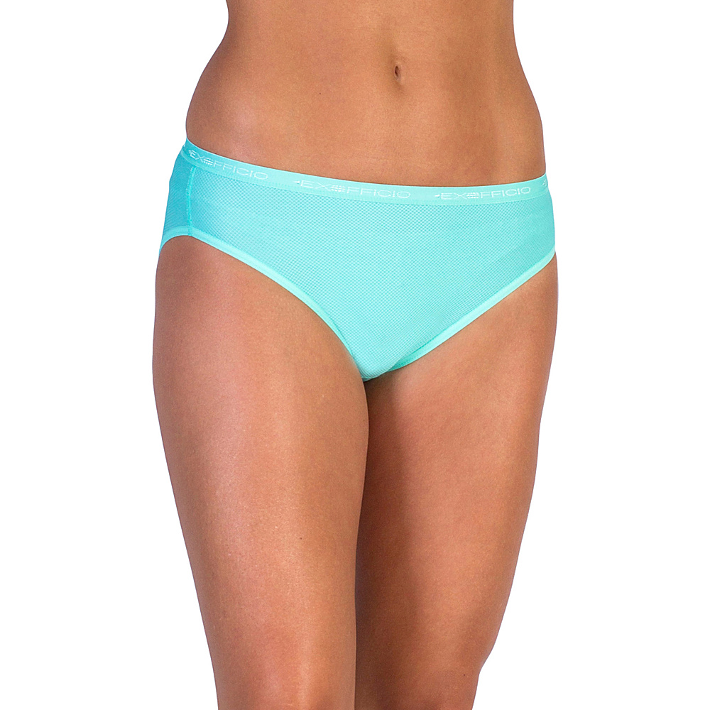 ExOfficio Give-N-Go Bikini Brief S - Isla - ExOfficio Womens Apparel - Apparel & Footwear, Women's Apparel