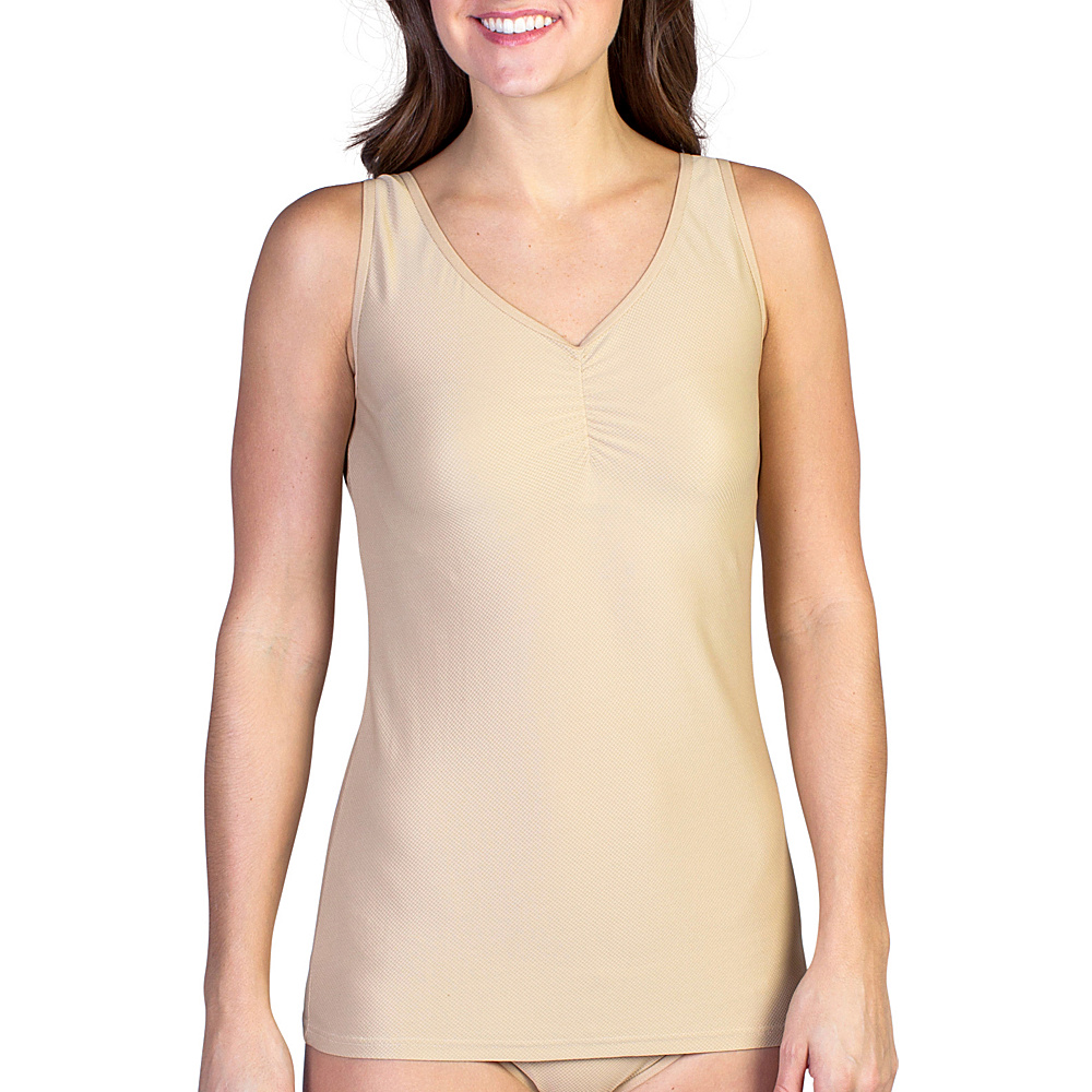 ExOfficio Give-N-Go Tank S - Nude - ExOfficio Womens Apparel - Apparel & Footwear, Women's Apparel