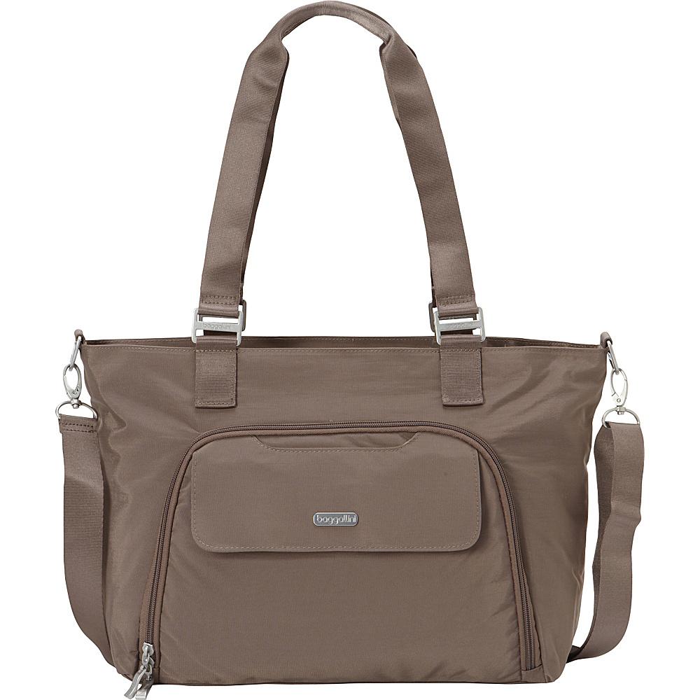 baggallini Unity Tote- Exclusive Portobello - baggallini Fabric Handbags - Handbags, Fabric Handbags