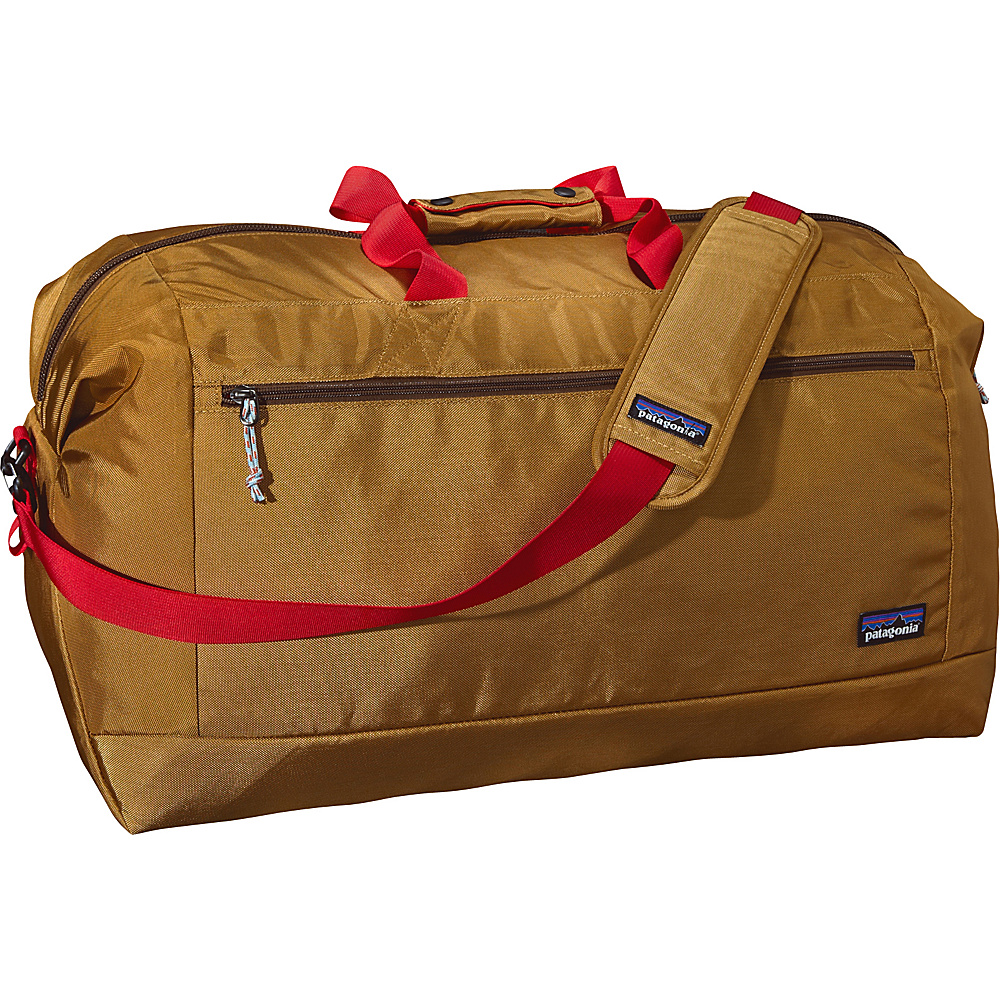 Patagonia Headway Duffel 70L Oaks Brown Patagonia Outdoor Duffels
