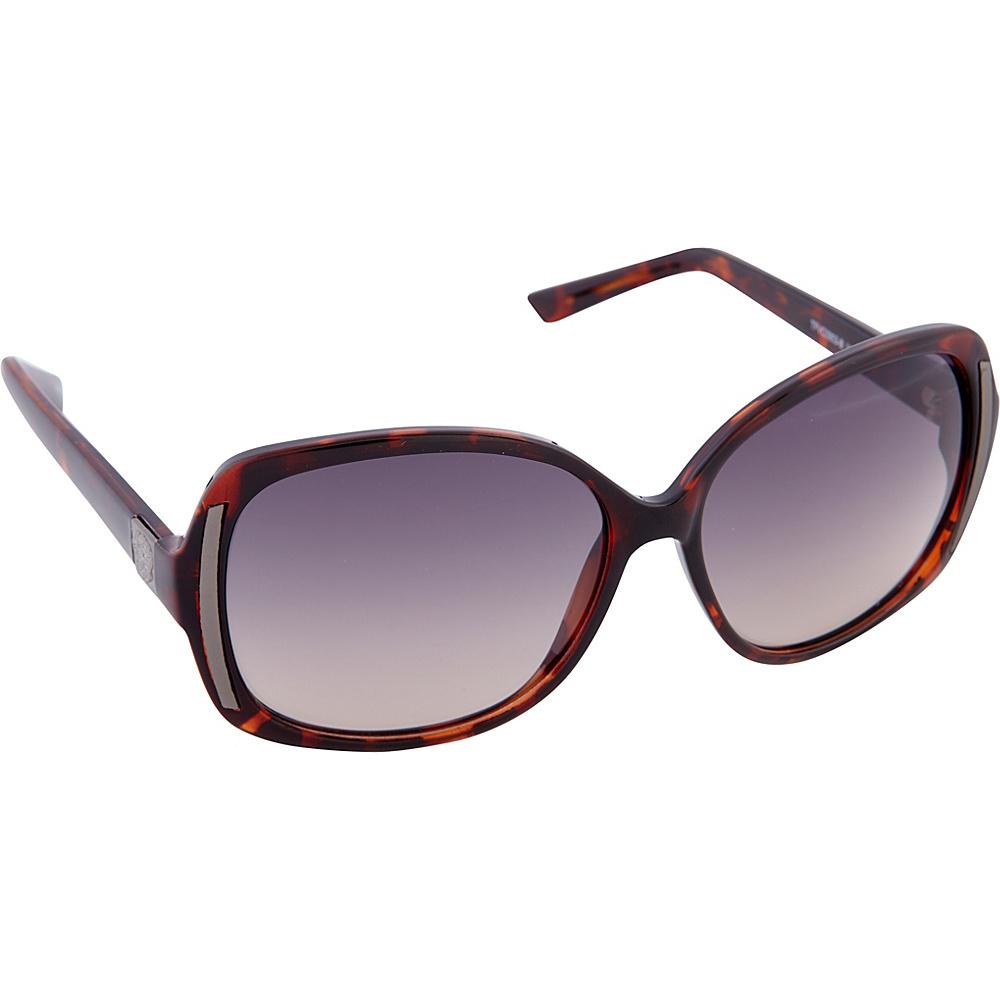 Vince Camuto Eyewear VC683 Sunglasses Tortoise Vince Camuto Eyewear Sunglasses