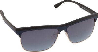 Rocawear Sunwear R1422 Men's Sunglasses Black Blue - Roca...