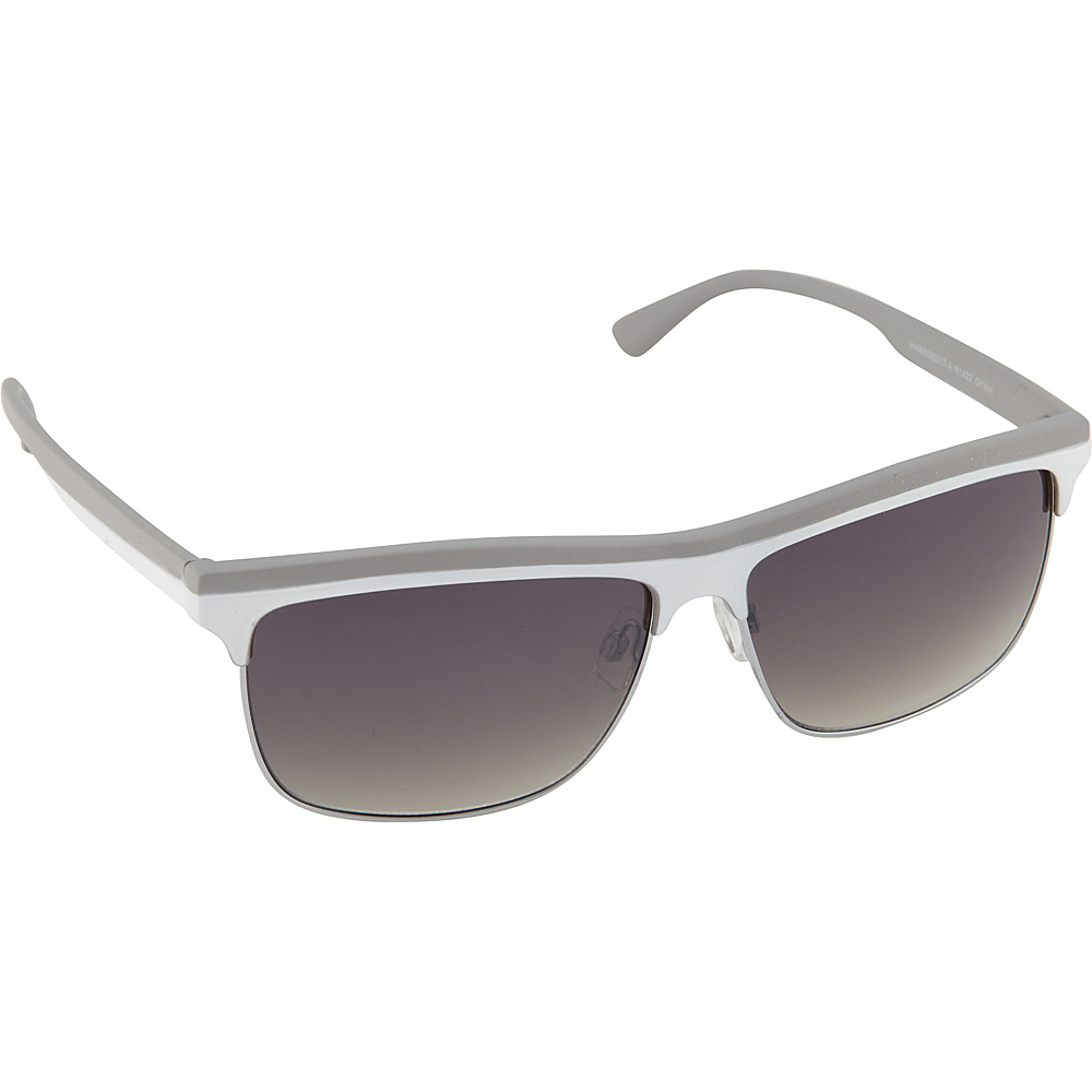 Rocawear Sunwear R1422 Men's Sunglasses Grey White - Rocawear Sunwear Sunglasses