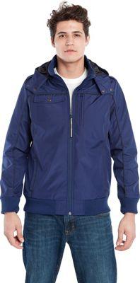 BAUBAX Men's Bomber Jacket L - Blue - BAUBAX Men's Apparel