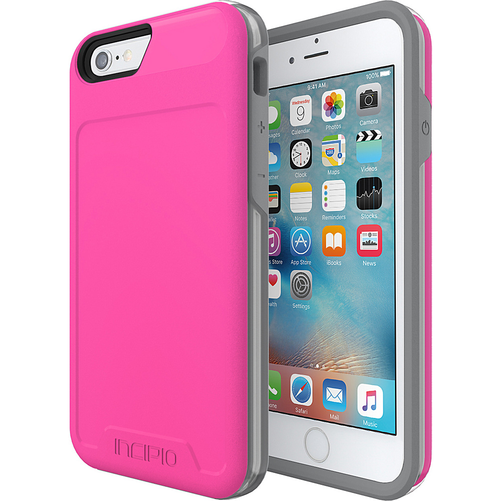 Incipio Performance Series Level 4 for iPhone 6/6s Pink/Gray - Incipio Electronic Cases - Technology, Electronic Cases