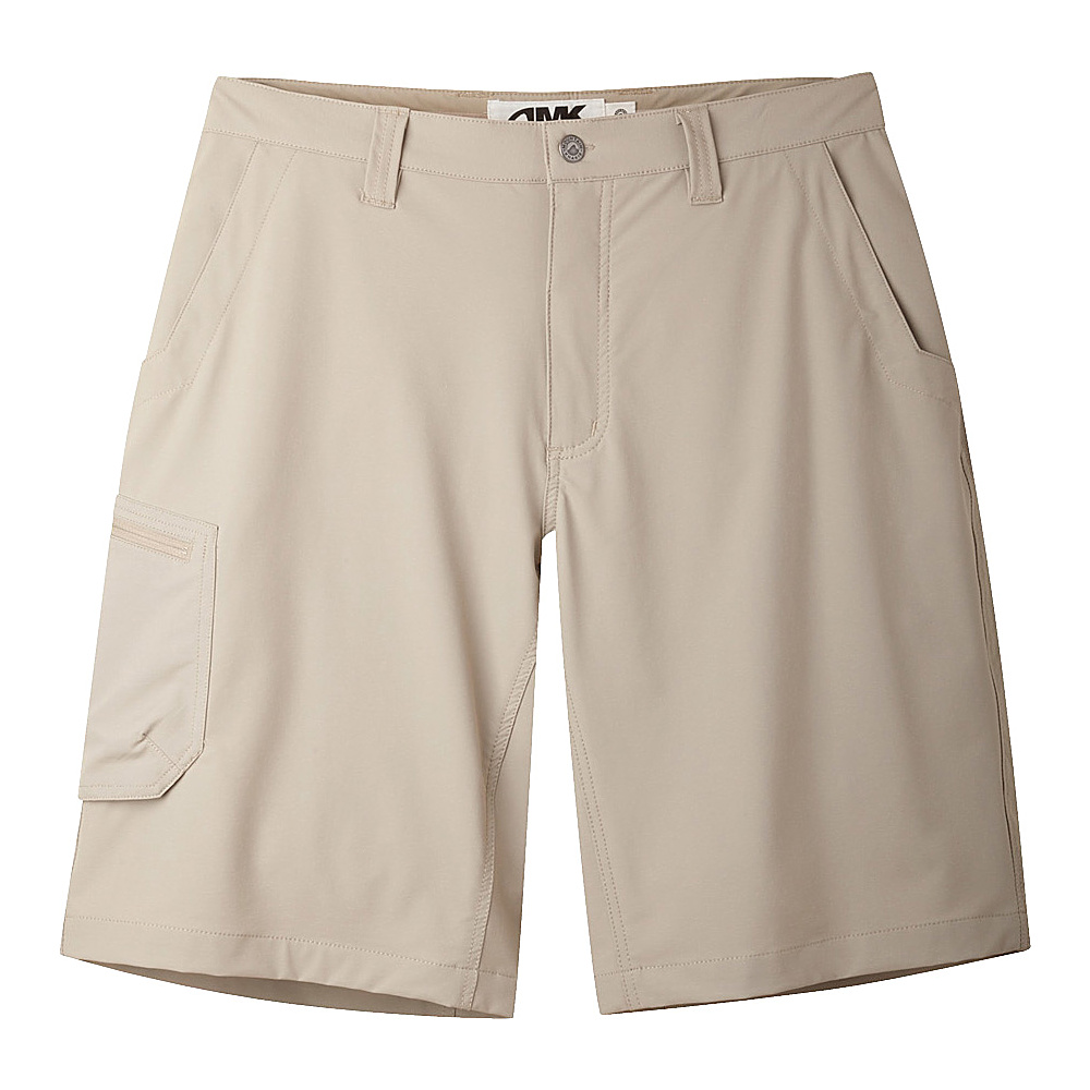 Mountain Khakis Cruiser Shorts 36 - 9in - Freestone - 36W 9 - Mountain Khakis Mens Apparel - Apparel & Footwear, Men's Apparel