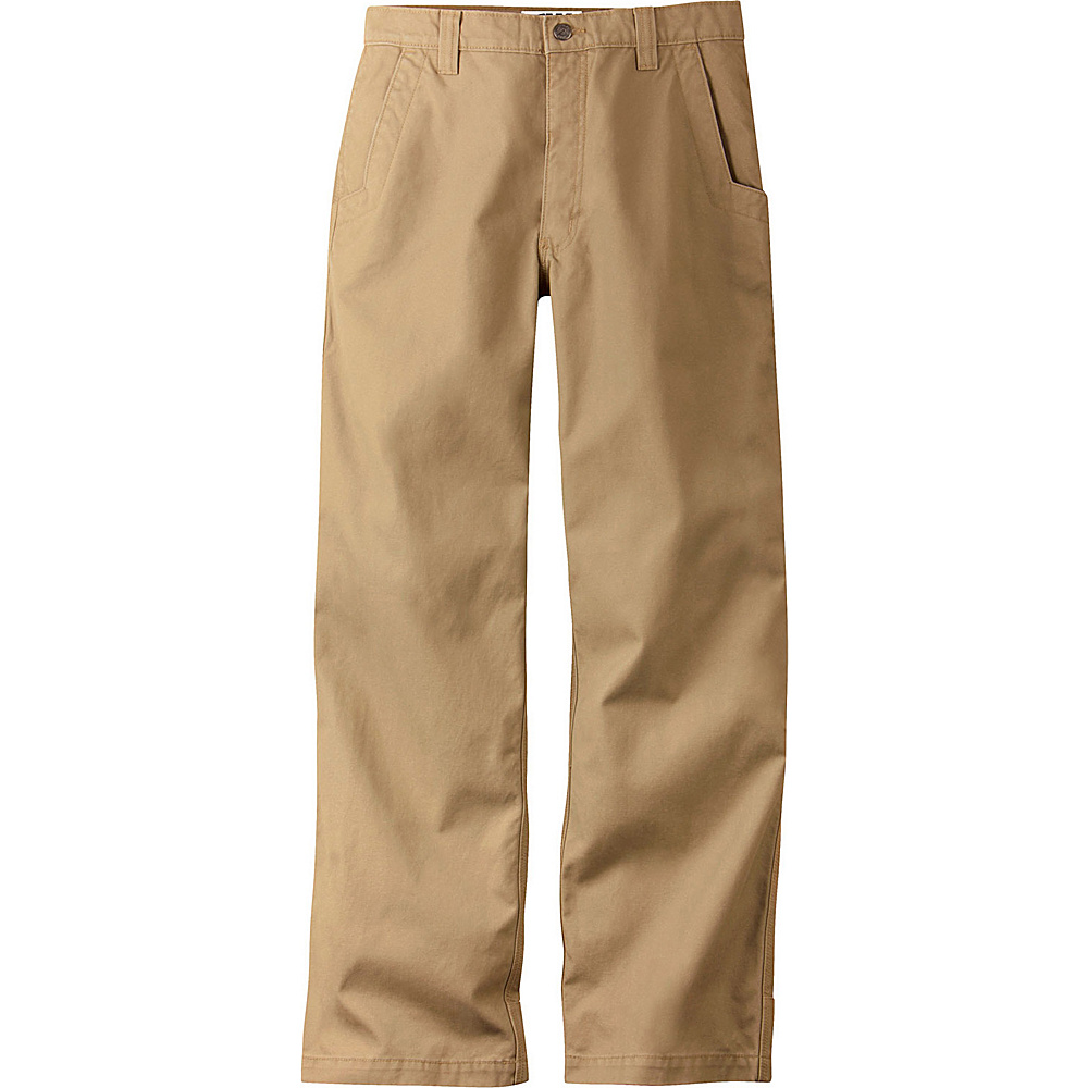 Mountain Khakis Original Mountain Pants 35 - 34in - Yellowstone - 30W 32L - Mountain Khakis Mens Apparel - Apparel & Footwear, Men's Apparel