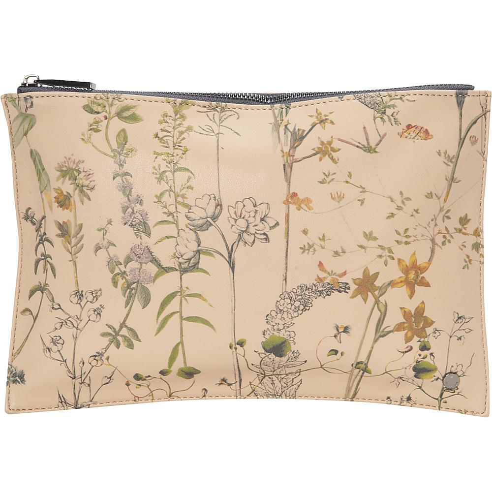 deux lux Daydream Pouch Floral deux lux Manmade Handbags