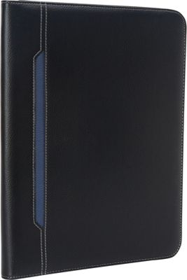 Goodhope Bags The Grand 360 Rotating Tablet Padfolio Black - Goodhope Bags Business Accessories