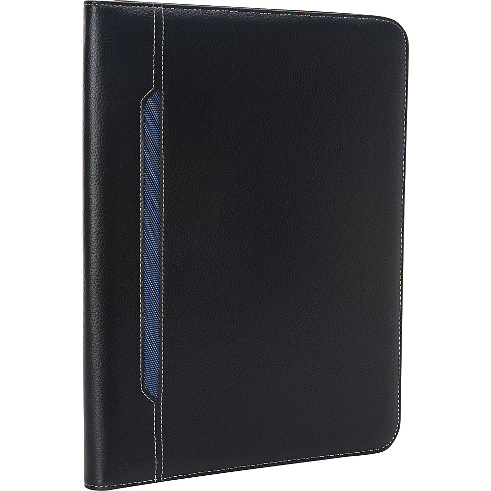 Goodhope Bags The Grand 360 Rotating Tablet Padfolio Black Goodhope Bags Business Accessories