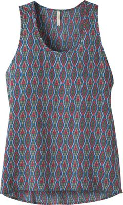 Mountain Khakis Emma Tank S - Midnight Blue Print - Mountain Khakis Women's Apparel