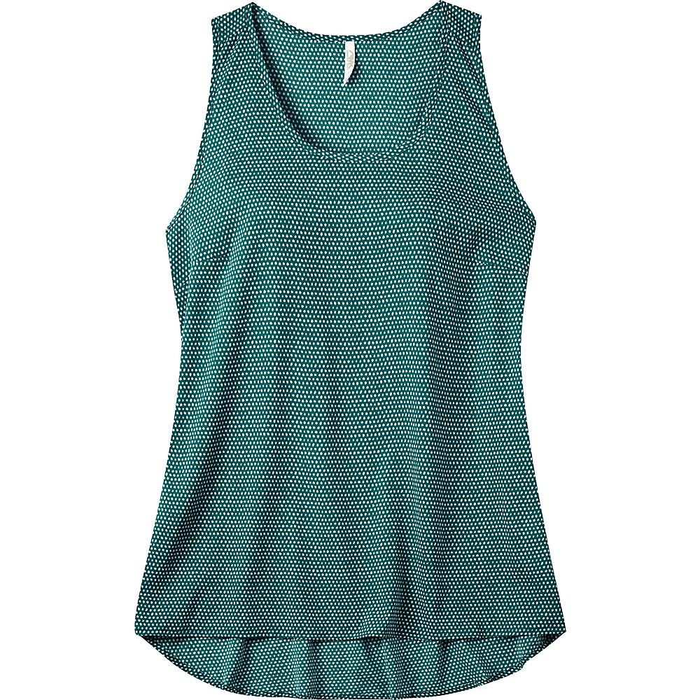 Mountain Khakis Emma Tank L - Ivy Pebble - Mountain Khakis Womens Apparel - Apparel & Footwear, Women's Apparel