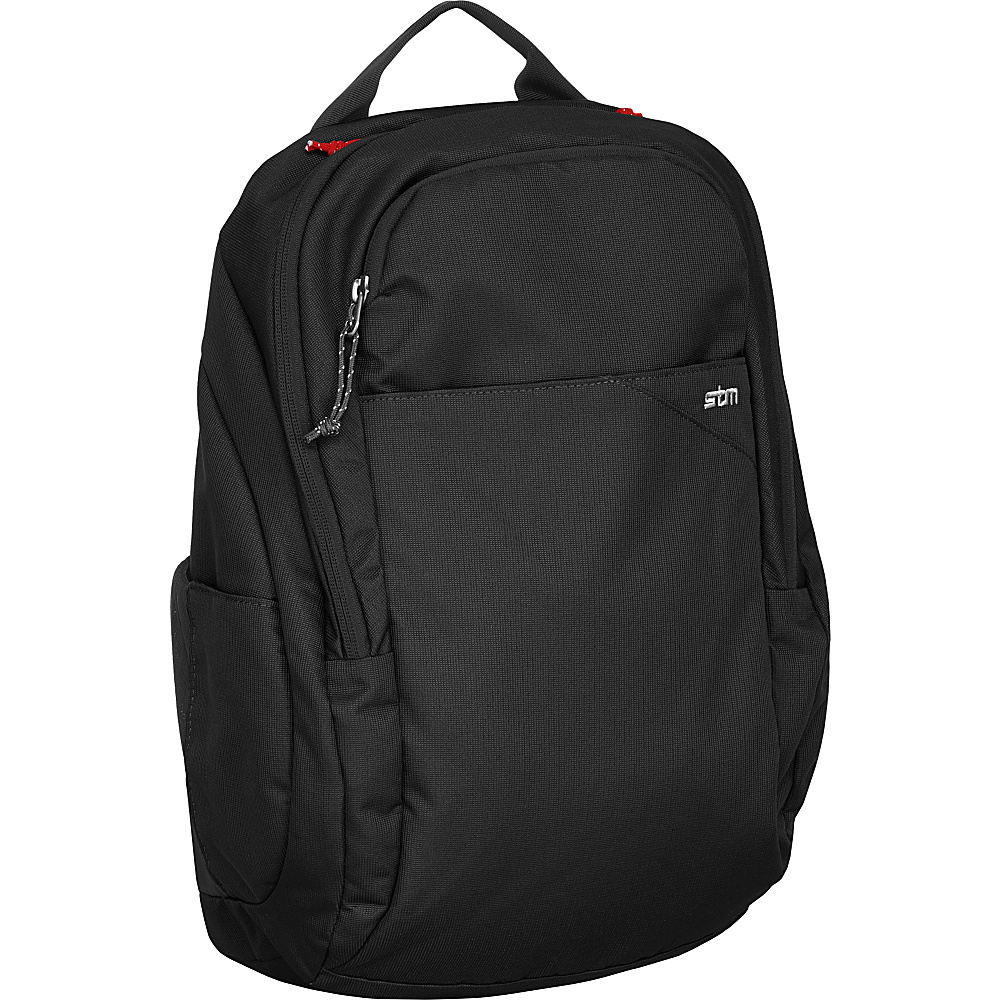 STM Bags Prime Small Backpack Black STM Bags Business Laptop Backpacks