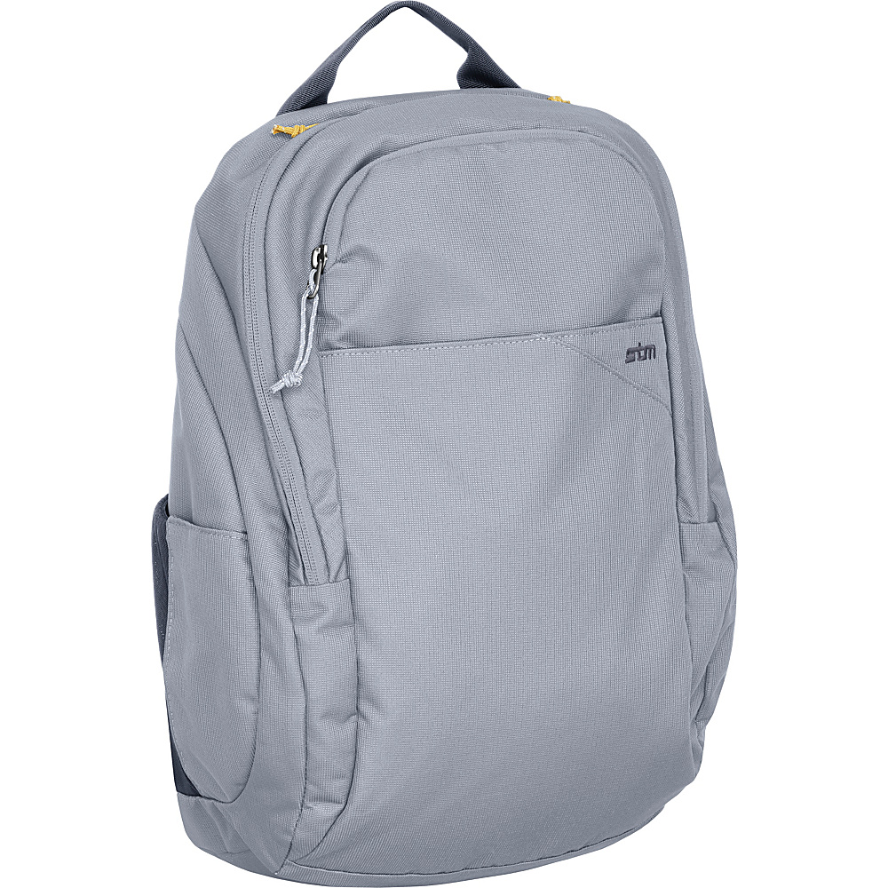STM Bags Prime Small Backpack Frost Grey STM Bags Business Laptop Backpacks