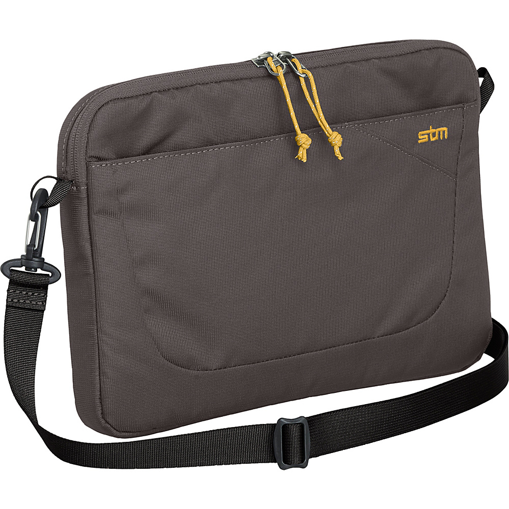 STM Bags Blazer Extra Small Sleeve Steel STM Bags Messenger Bags