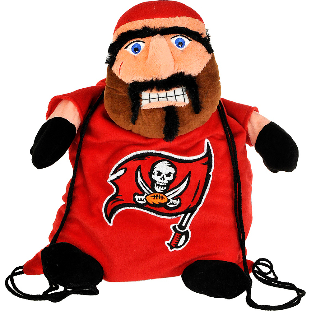 Forever Collectibles NFL Backpack Pal Tampa Bay Buccaneers Red Forever Collectibles Everyday Backpacks