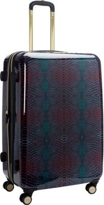 "Image of Aimee Kestenberg Ivy 28"" Luggage Midnight Python - Aimee Kestenberg Hardside Luggage"