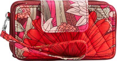 Vera Bradley Smartphone Wristlet for iPhone 6 Bohemian Blooms - Vera Bradley Women's Wallets