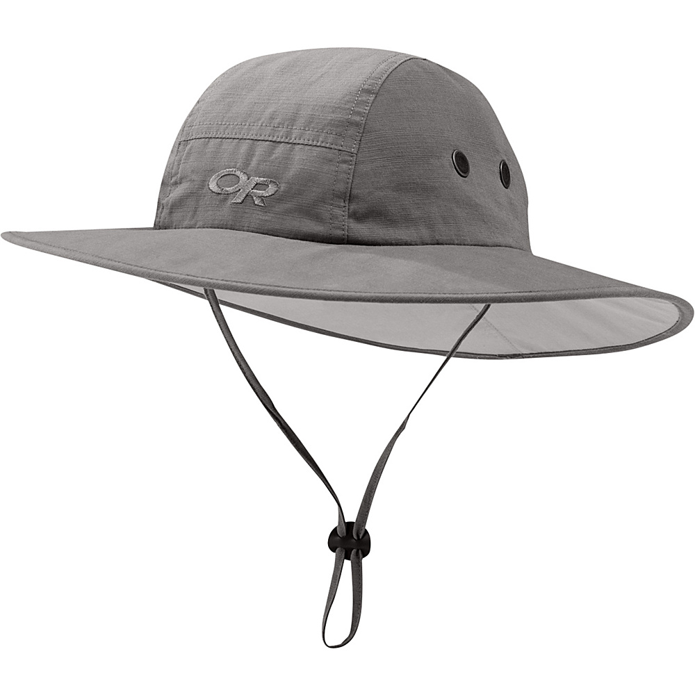 Outdoor Research Cozumel Sombrero L/XL - Pewter - Outdoor Research Hats/Gloves/Scarves - Fashion Accessories, Hats/Gloves/Scarves