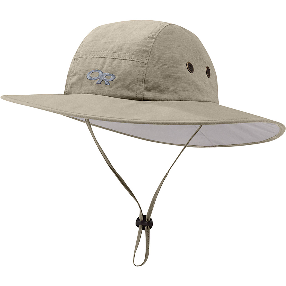 Outdoor Research Cozumel Sombrero L/XL - Khaki - Outdoor Research Hats/Gloves/Scarves - Fashion Accessories, Hats/Gloves/Scarves
