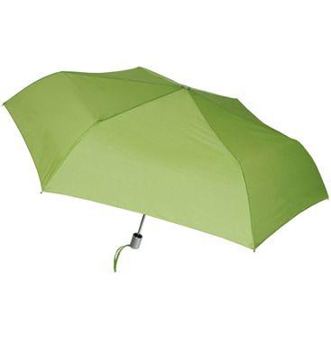 London Fog Umbrellas Tiny Mini Auto Open Auto Close Umbrella Lime - London Fog Umbrellas Umbrellas and Rain Gear