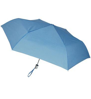 London Fog Umbrellas Tiny Mini Auto Open Auto Close Umbrella Sea Blue - London Fog Umbrellas Umbrellas and Rain Gear