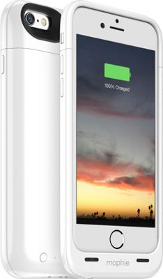 Mophie Juice Pack Air for iPhone 6 White - Mophie Portable Batteries & Chargers