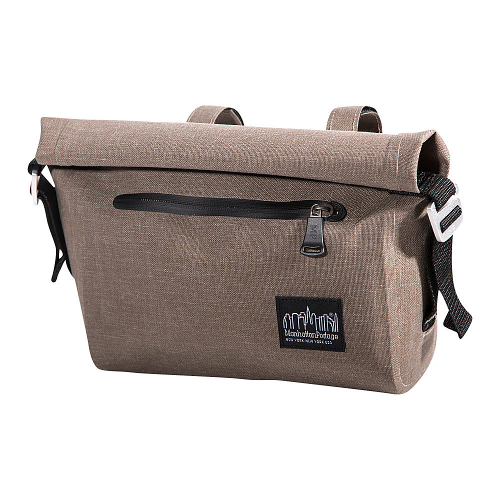 Manhattan Portage Harbor Handle Bag Dark Brown - Manhattan Portage Other Sports Bags - Sports, Other Sports Bags