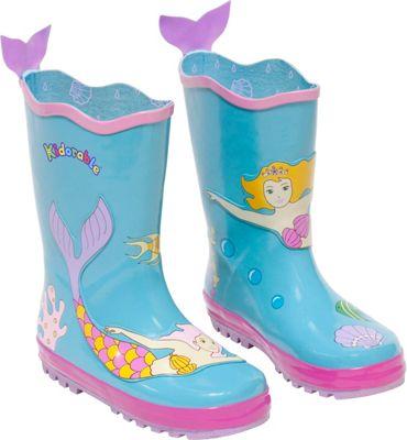 Kidorable Mermaid Rain Boots 2