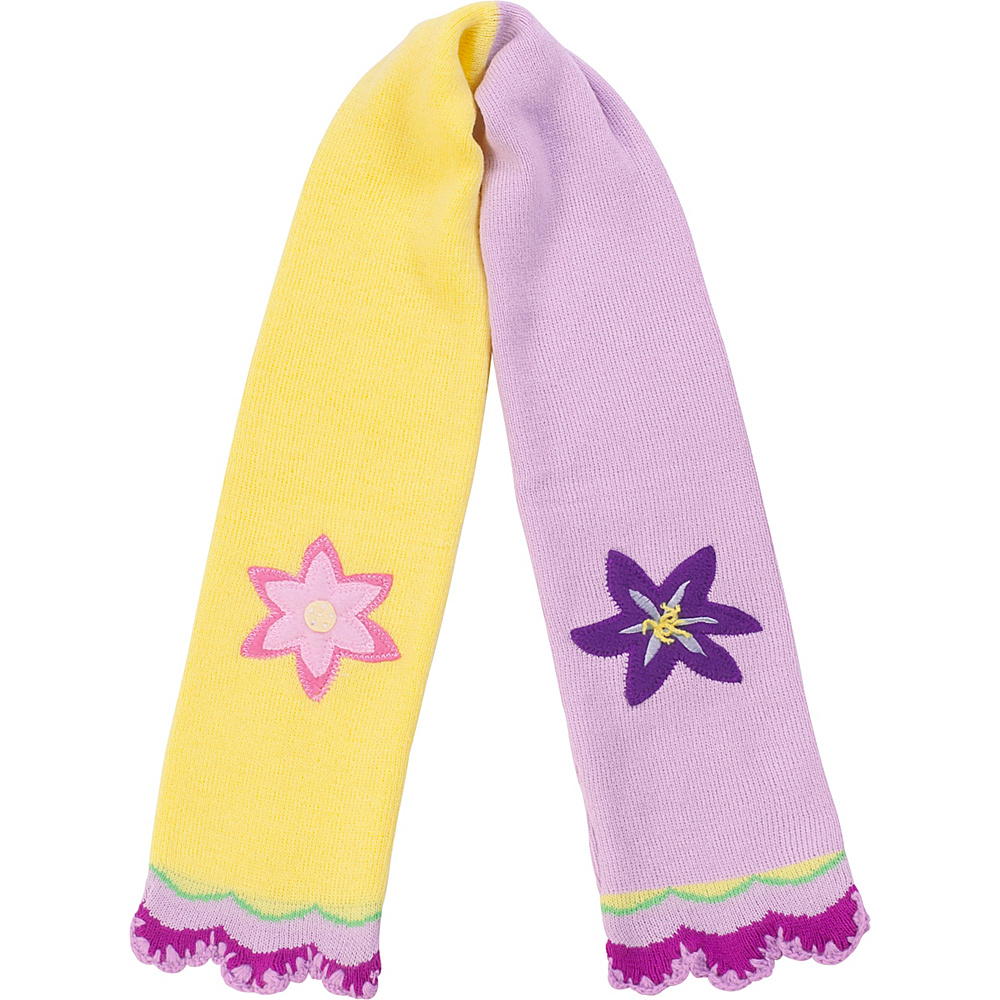 Kidorable Lotus Scarf Yellow One Size Kidorable Hats Gloves Scarves