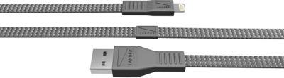 Lander Neve USB to Lightning Cable 1m Black - Lander Electronic Accessories