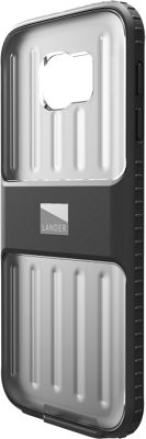 Lander Powell Samsung S6 Case Clear - Lander Electronic Cases