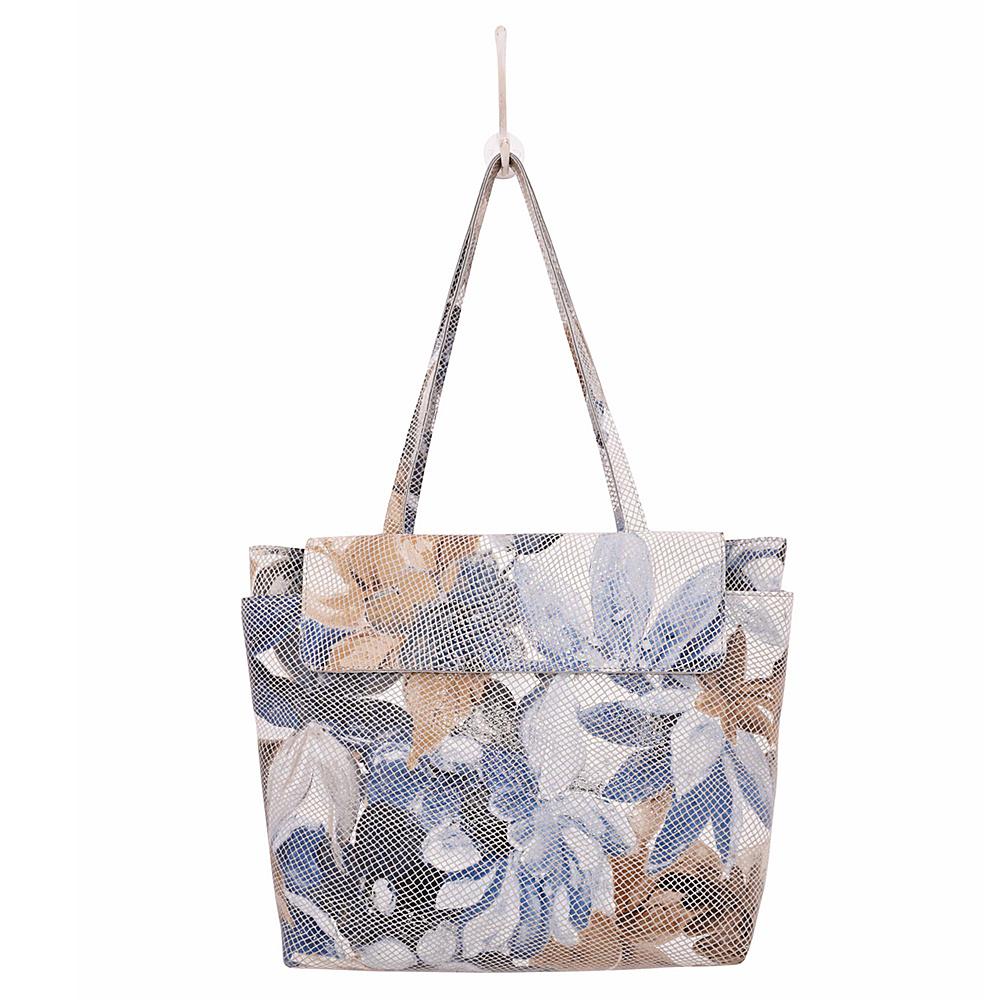 Latico Leathers Ives Tote Lagoon - Latico Leathers Leather Handbags - Handbags, Leather Handbags