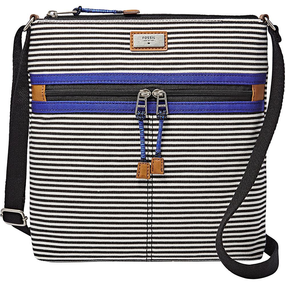 aa517e7491 $98.00 More Details · Fossil Blake Crossbody Blake Stripe - Fossil Fabric  Handbags