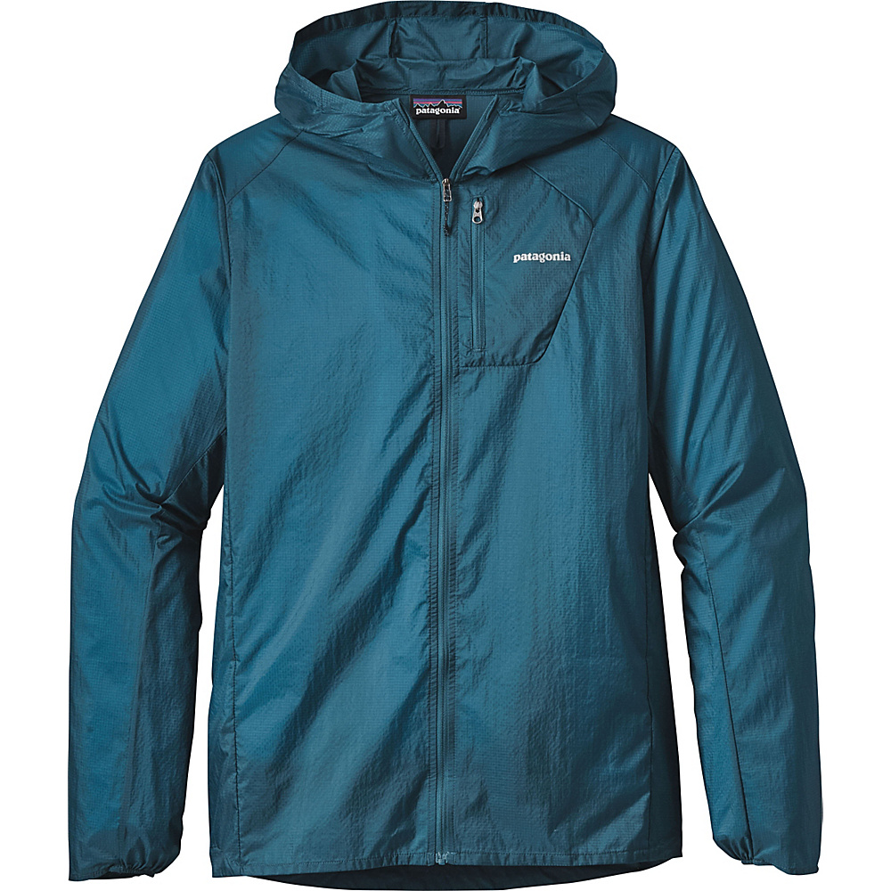 Patagonia Mens Houdini Jacket XS - Deep Sea Blue - Patagonia Mens Apparel - Apparel & Footwear, Men's Apparel