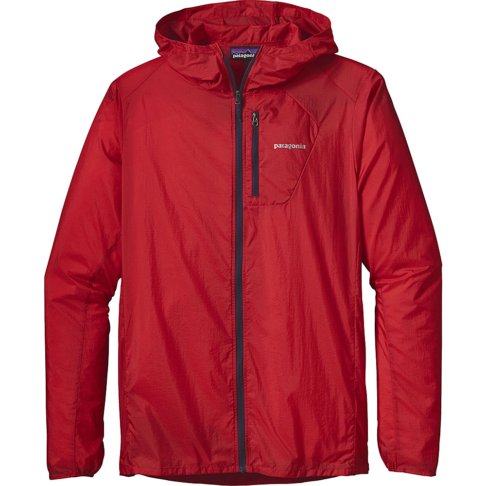 Patagonia Mens Houdini Jacket XL - Fire - Patagonia Mens Apparel - Apparel & Footwear, Men's Apparel