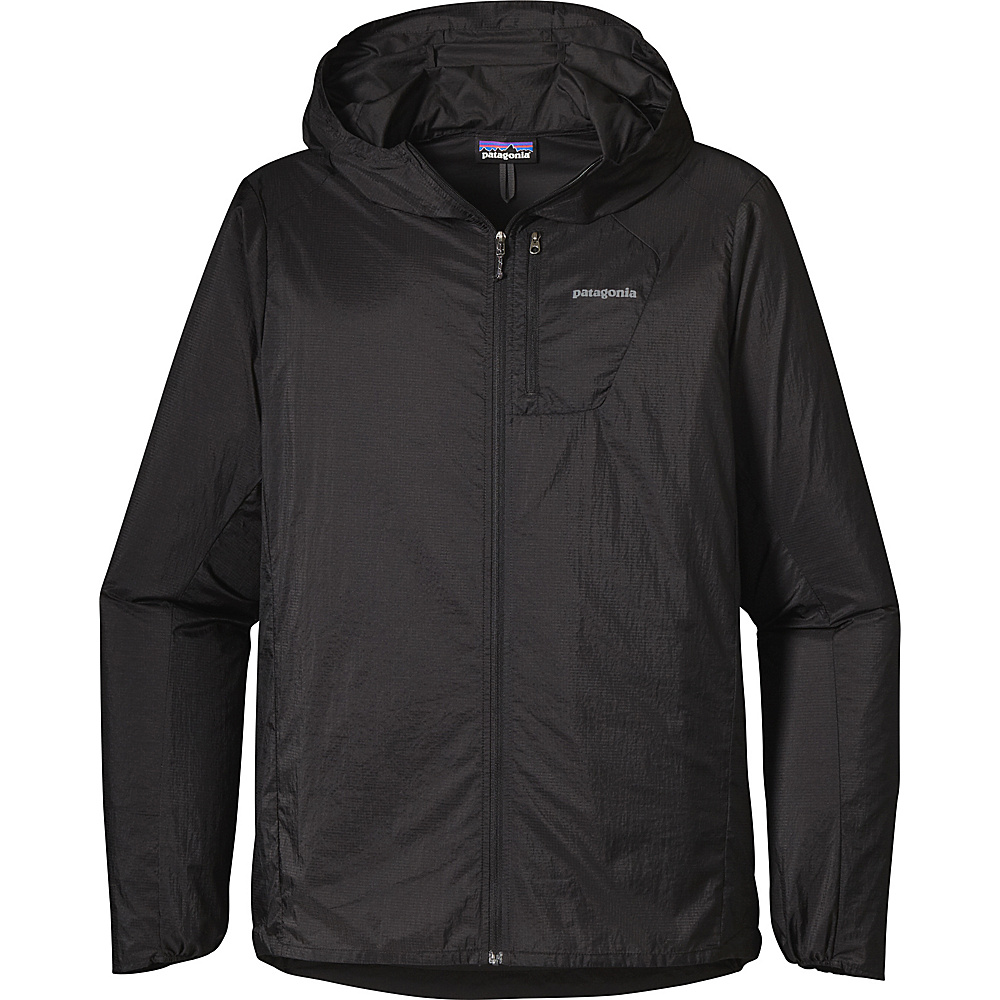 Patagonia Mens Houdini Jacket S Black Patagonia Men s Apparel