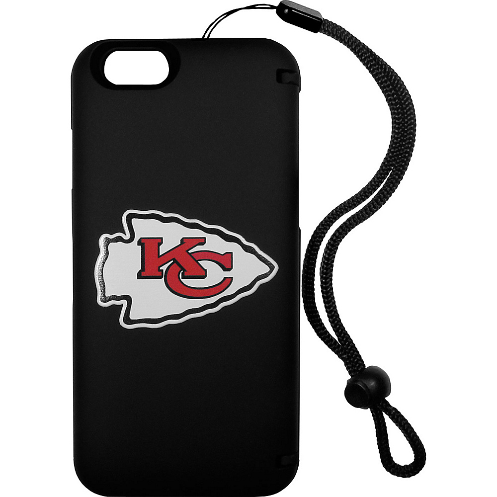 Siskiyou iPhone Case With NFL Logo Kansas City Chiefs Siskiyou Electronic Cases