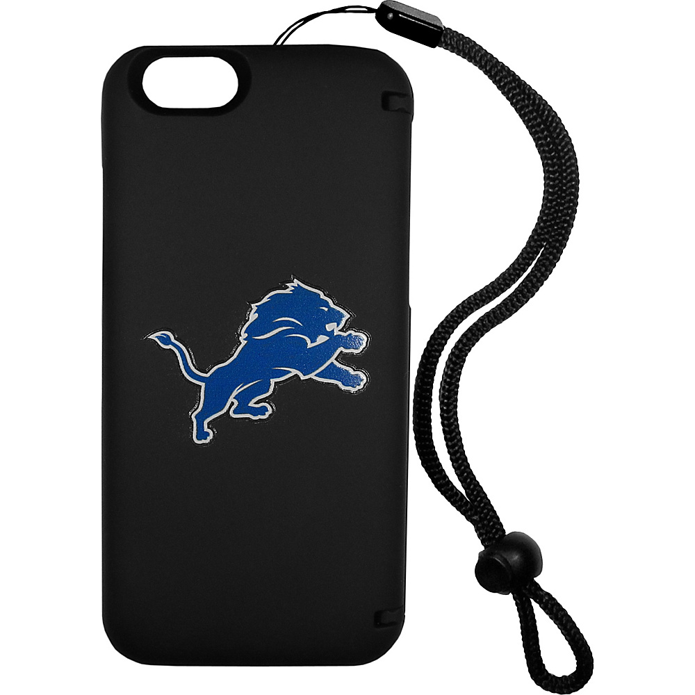 Siskiyou iPhone Case With NFL Logo Detroit Lions Siskiyou Electronic Cases