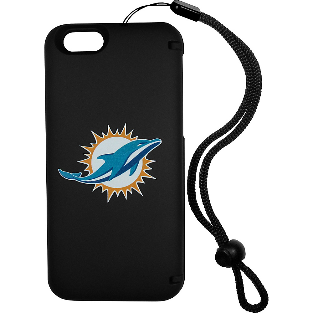 Siskiyou iPhone Case With NFL Logo Miami Dolphins Siskiyou Electronic Cases