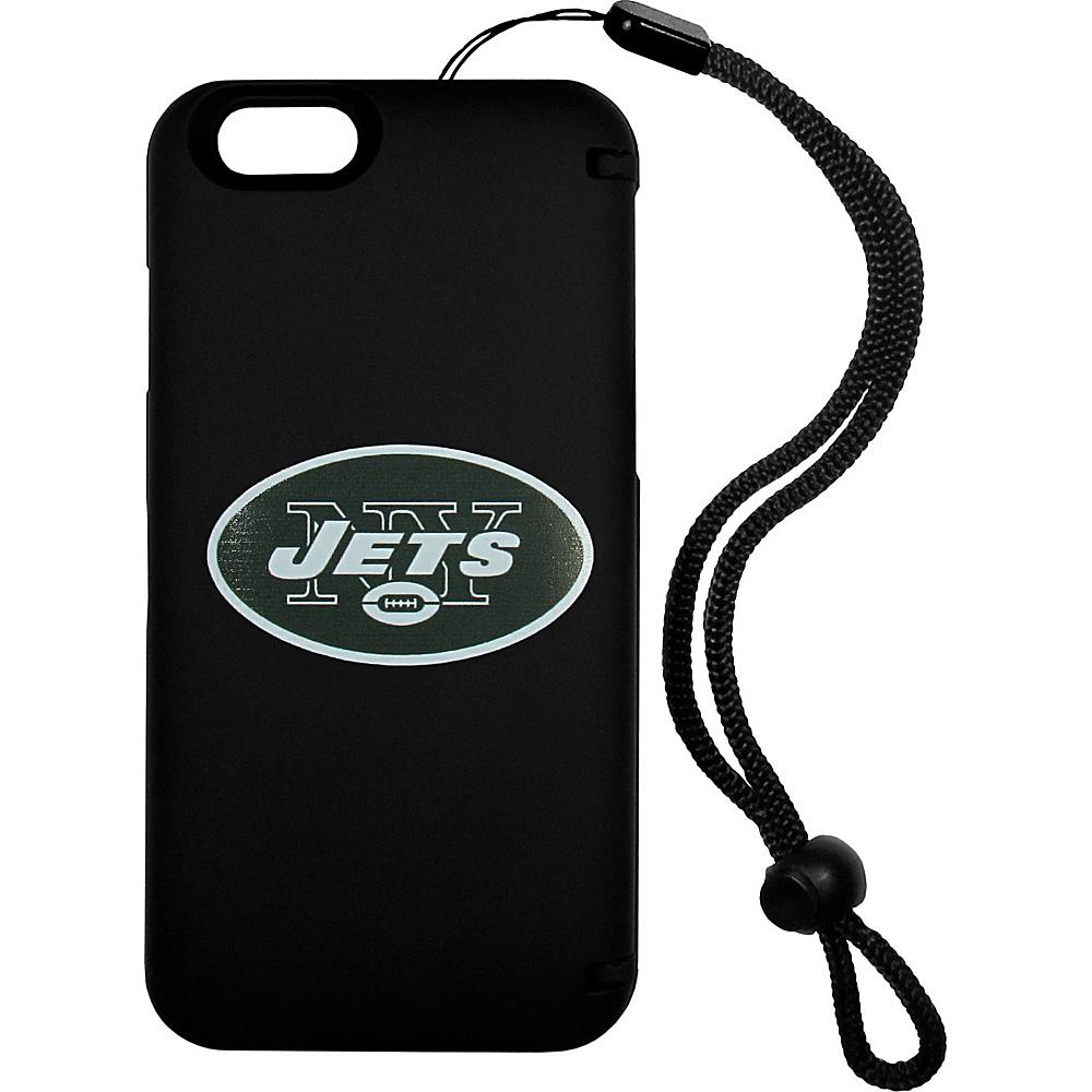 Siskiyou iPhone Case With NFL Logo NY Jets Siskiyou Electronic Cases