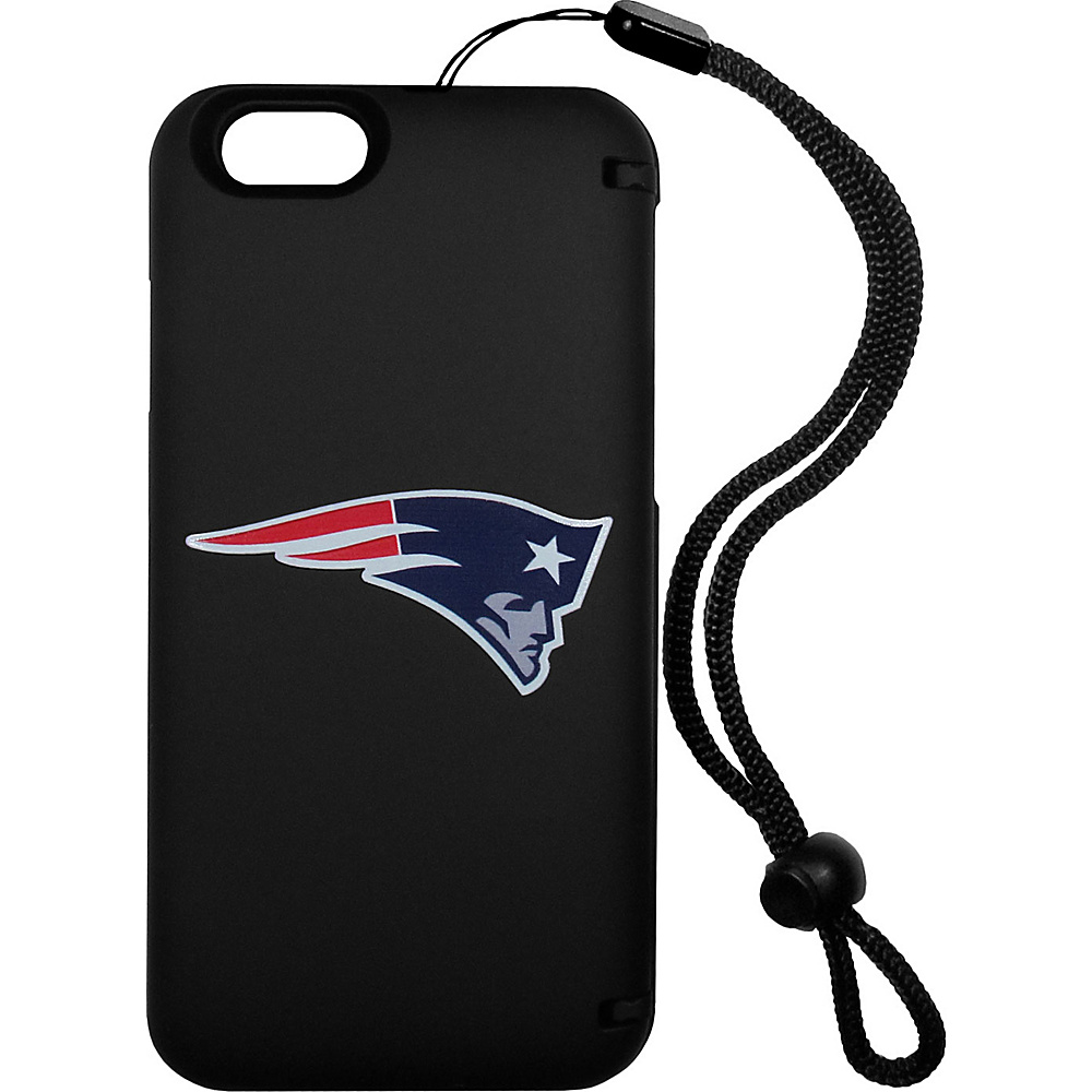 Siskiyou iPhone Case With NFL Logo New England Patriots Siskiyou Electronic Cases