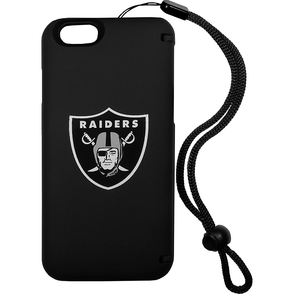 Siskiyou iPhone Case With NFL Logo Oakland Raiders Siskiyou Electronic Cases