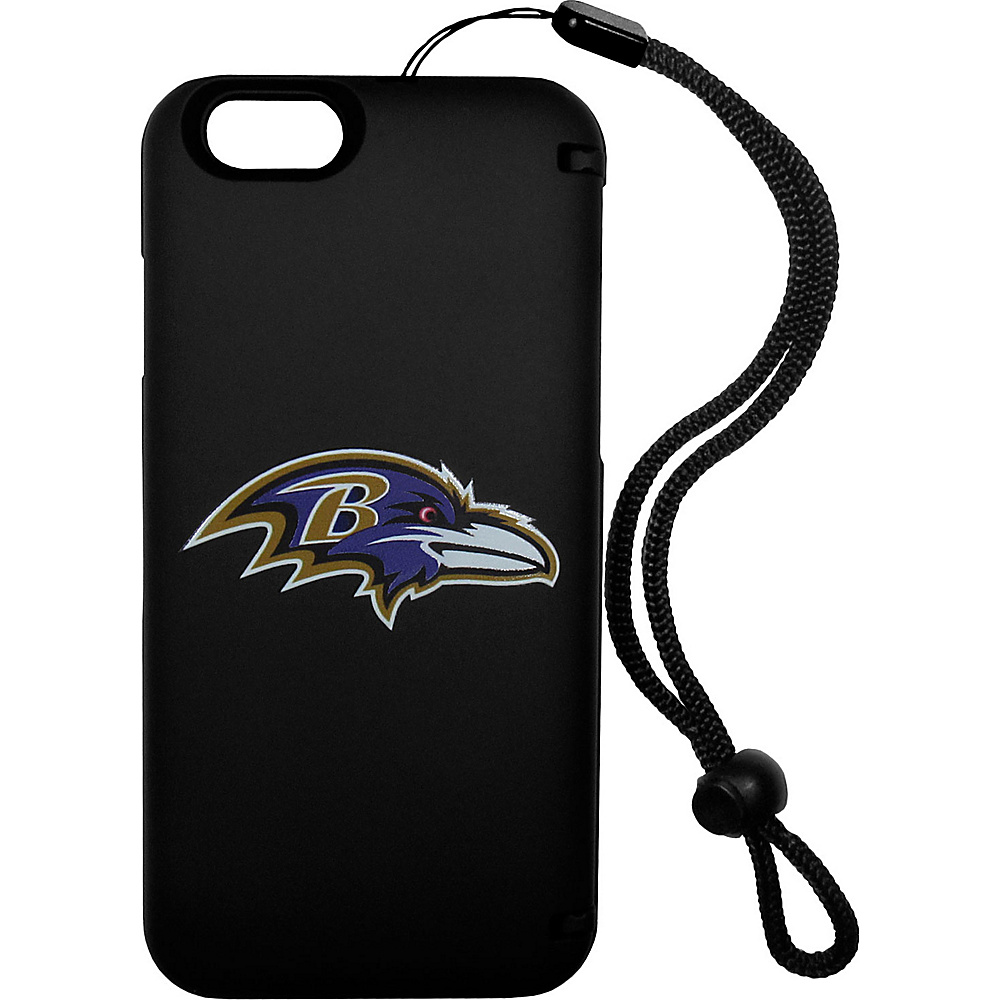 Siskiyou iPhone Case With NFL Logo Baltimore Ravens Siskiyou Electronic Cases