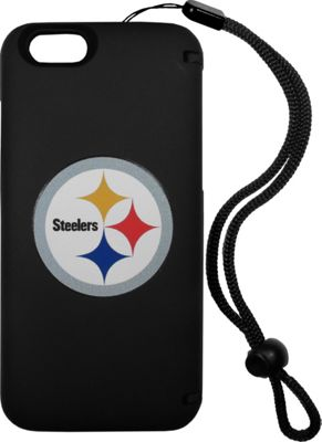 Siskiyou iPhone Case With NFL Logo Pittsburgh Steelers - Siskiyou Electronic Cases