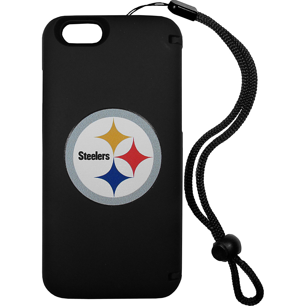 Siskiyou iPhone Case With NFL Logo Pittsburgh Steelers Siskiyou Electronic Cases