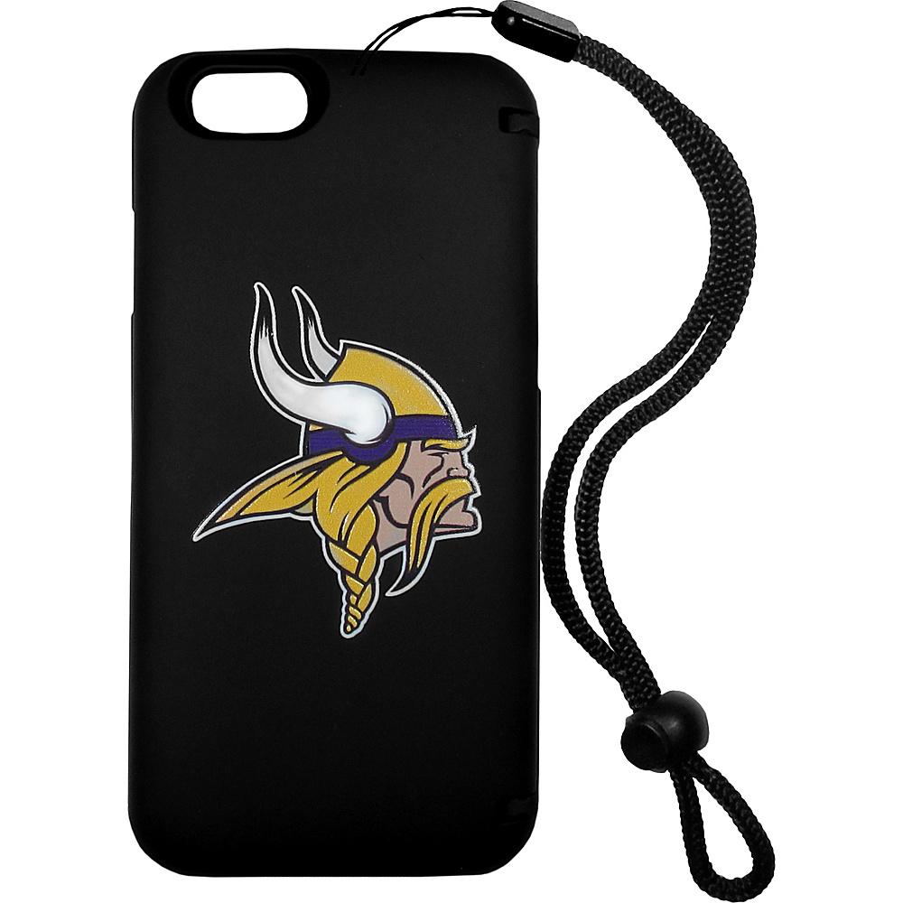 Siskiyou iPhone Case With NFL Logo Minnesota Vikings Siskiyou Electronic Cases
