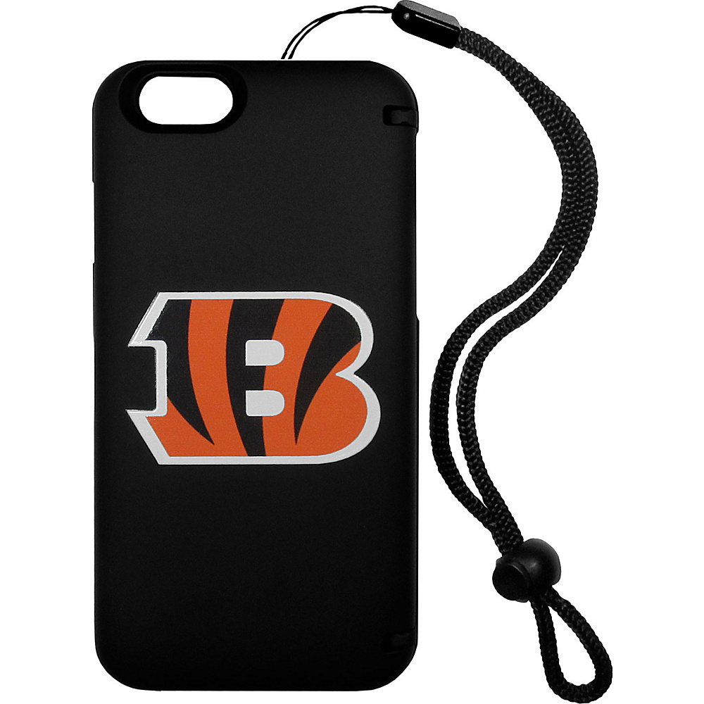 Siskiyou iPhone Case With NFL Logo Cincinnati Bengals Siskiyou Electronic Cases