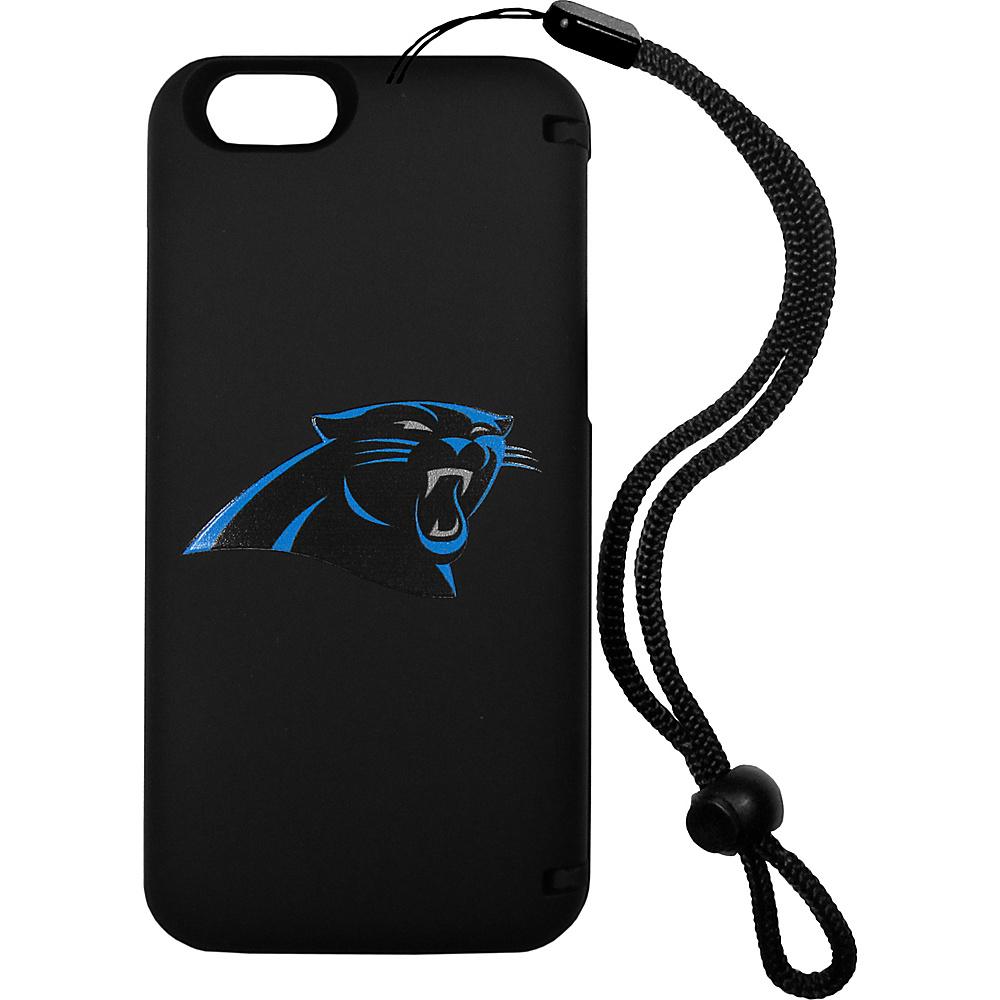Siskiyou iPhone Case With NFL Logo Carolina Panthers Siskiyou Electronic Cases