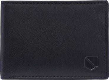 Silent Pocket V2 RFID Secure Slim Sleek Card Wallet Black - Silent Pocket Travel Wallets